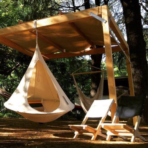 Swing Hanging Chair Waterproof Tent