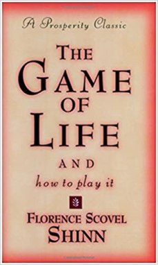 The Game of Life and How to Play It by Florence Scovel Shinn book for self improvement. The best books to improve your life