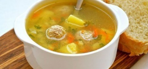 Three soup recipes that help you lose weight