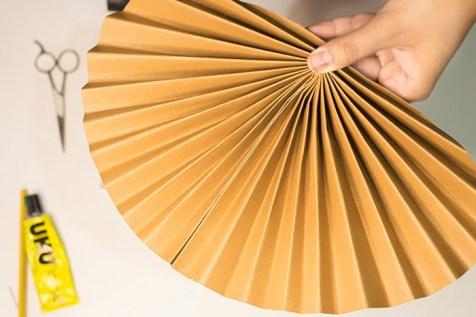 easy palm leaf tutorial