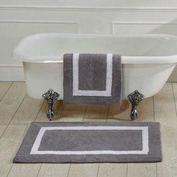 washable bathroom rug