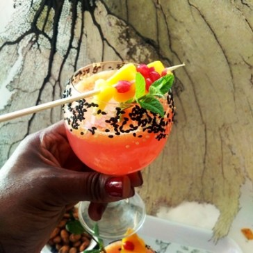 Miss Nang Treats tropical sip Cocktail Seedy glass4