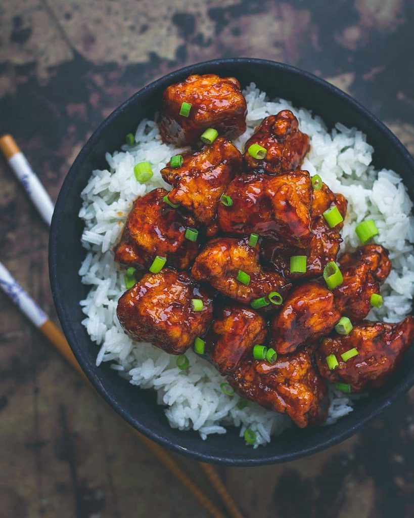 Panner In Sweet & Spicy Sticky Sauce