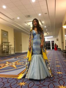 Asmi Shrestha Best Designer competition Miss World 2016 3