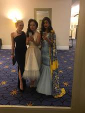 Asmi Shrestha Best Designer competition Miss World 2016 4