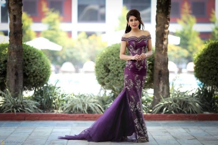Asmi Shrestha Miss Nepal 2016 World