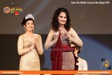 Evana Manandhar Miss Nepal Crowning 9