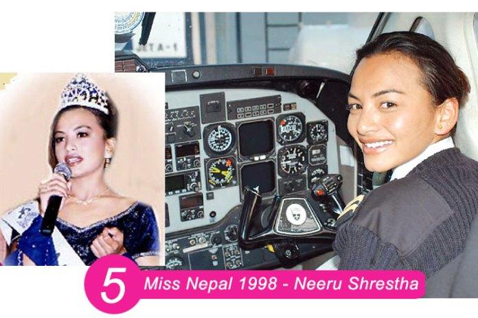 Miss Nepal 1998 – Neeru Shrestha