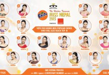 Miss-Nepal-2015-Participants-SMS-voting