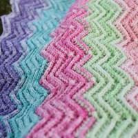 Progress Update - Aquarel Crochet Project