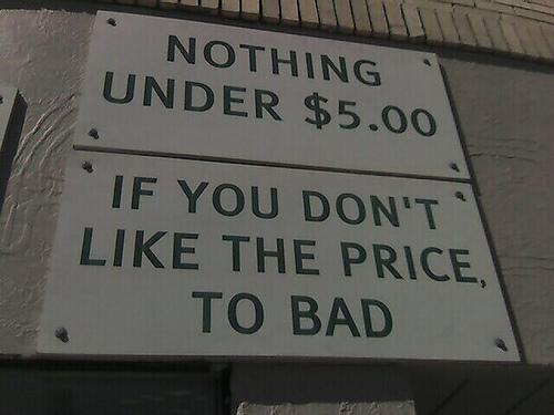 Correct the grammar mistakes