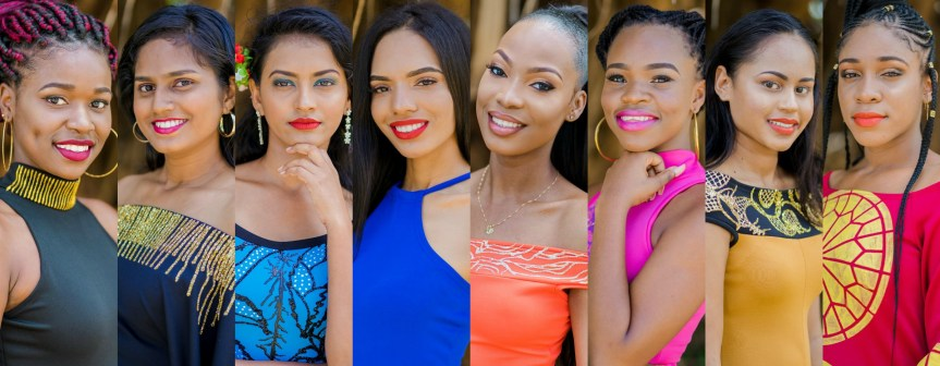 Miss Earth Guyana 2019 Talent & Recycle Fashion Preliminaries!