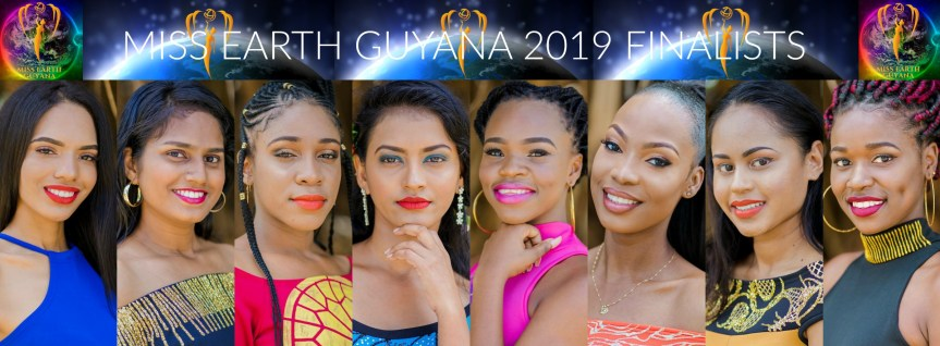 Miss Earth Guyana 2019 Coronation set for this Weekend!