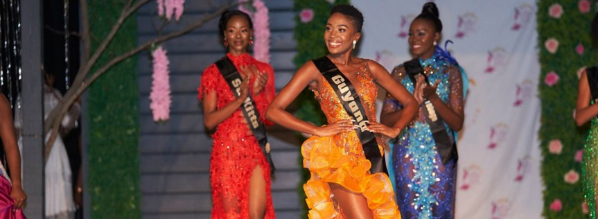 Guyana places at Miss Caribbean Culture Queen 2019!
