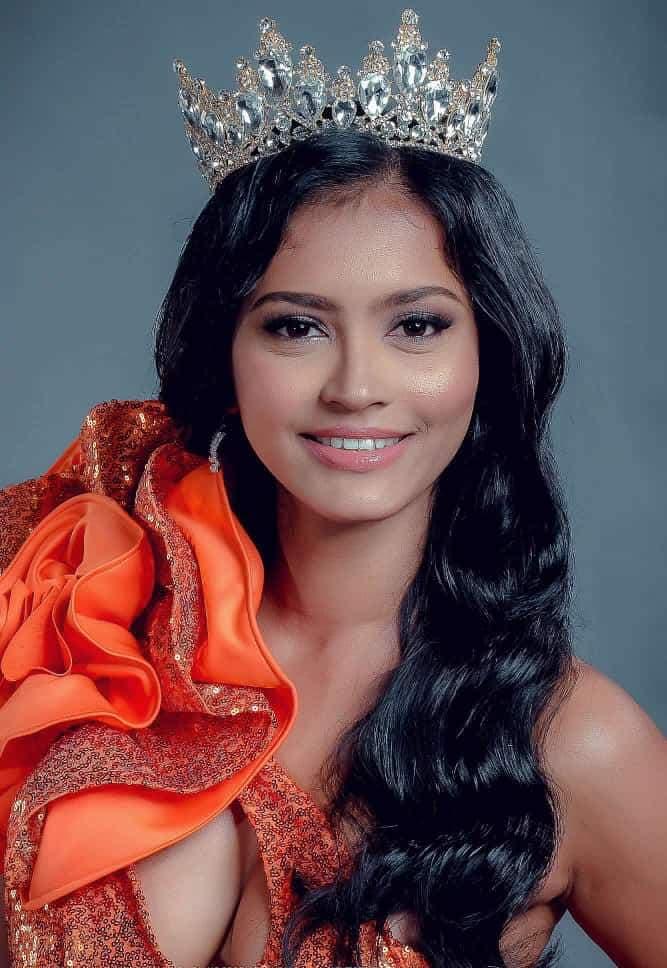 Miss Earth Guyana 2020