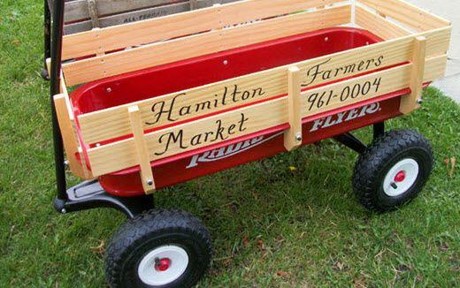 Hamilton's Farmers Market in Hamilton Montana