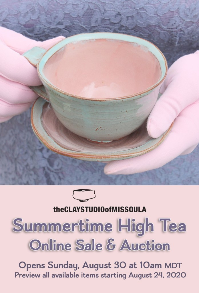 Summertime High Tea Online Sale & Auction