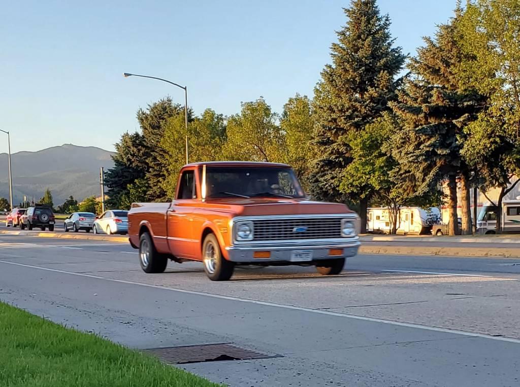 Reserve Street Cruise Nights in Missoula Montana