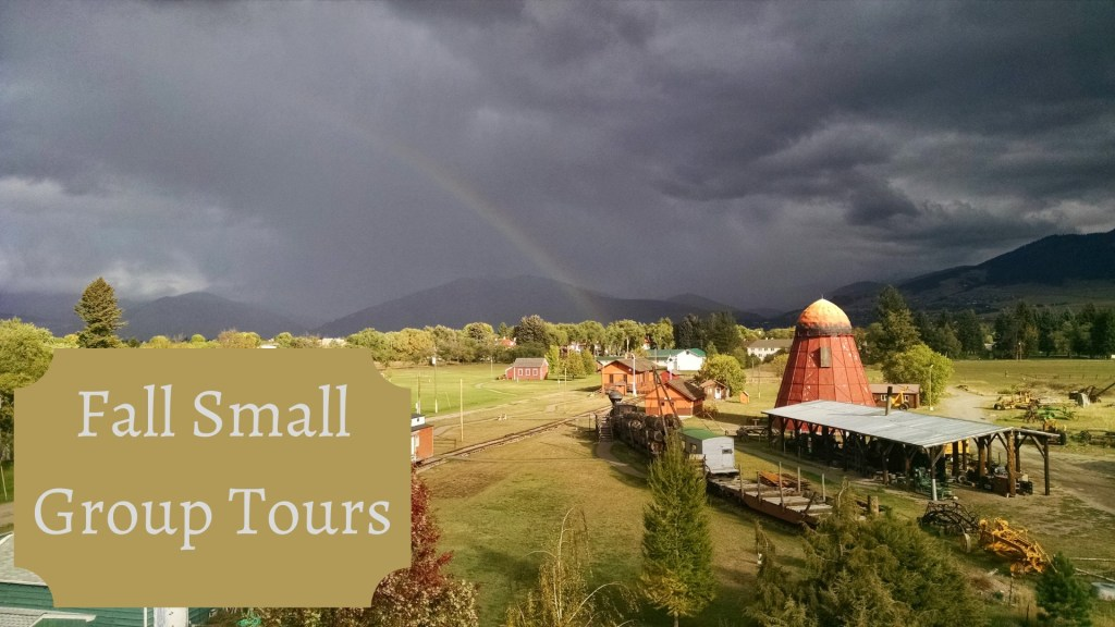 Fall Small Group Tours at The Historical Museum at Fort Missoula