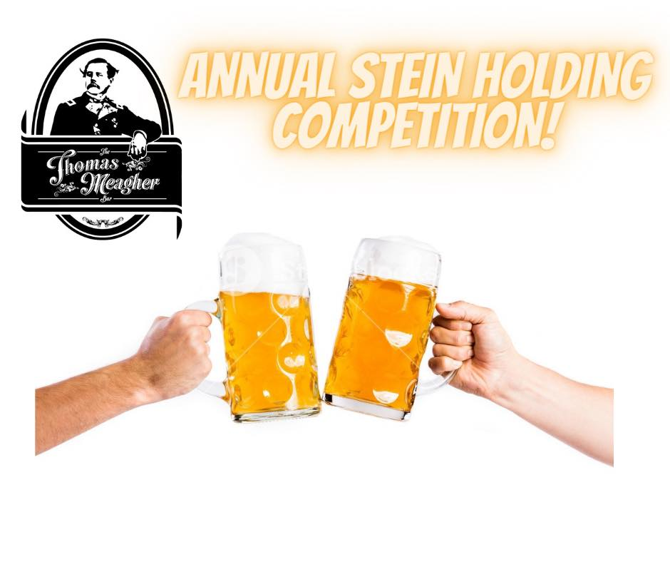Annual Stein Holding Competition