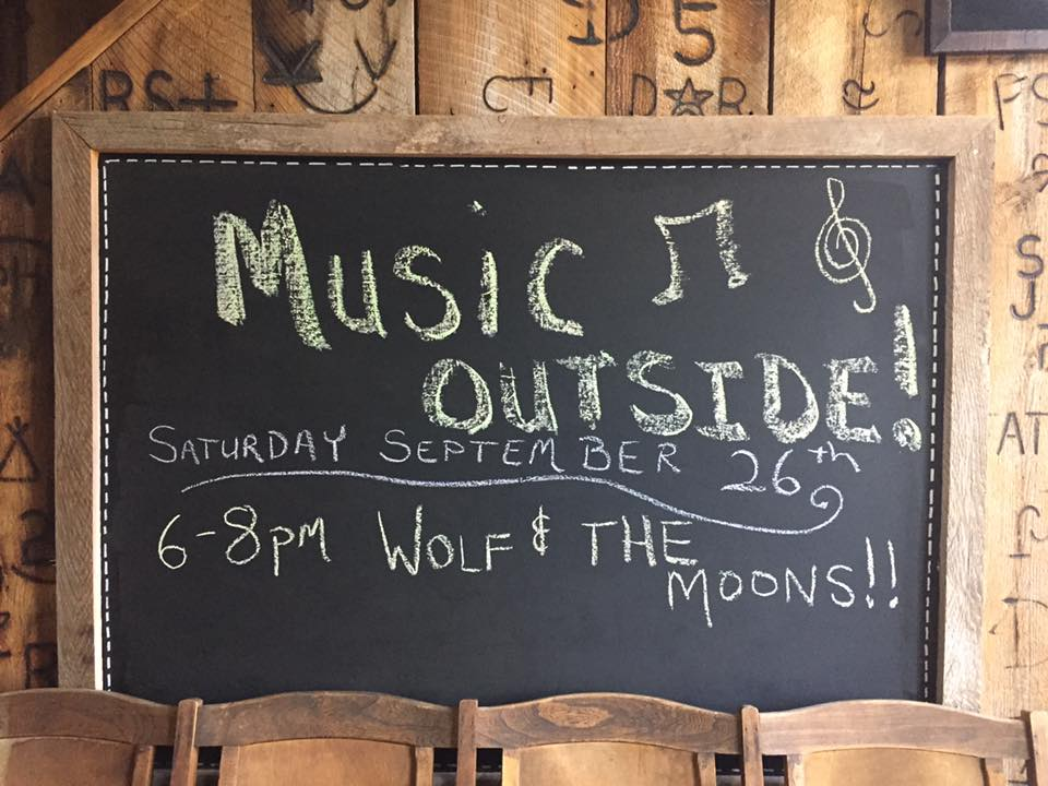 Wolf and the Moons