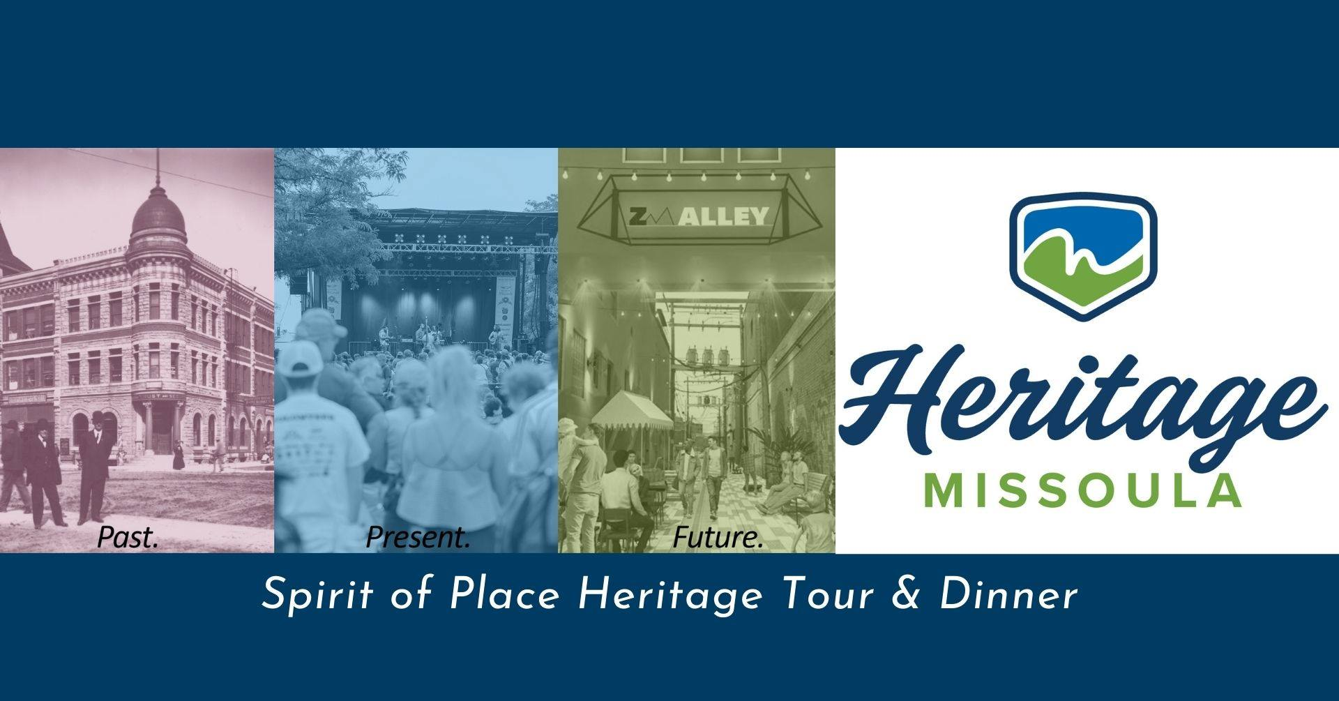 Heritage Tour & Dinner