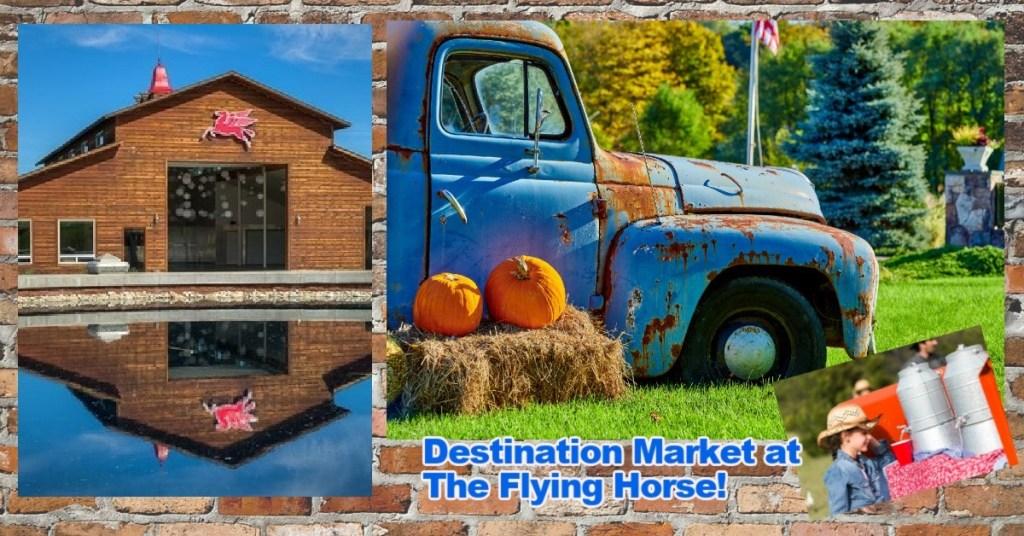 Destination Market at The Flying Horse