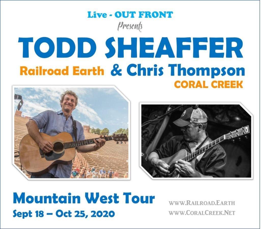 Todd Sheaffer w/ Chris Thompson