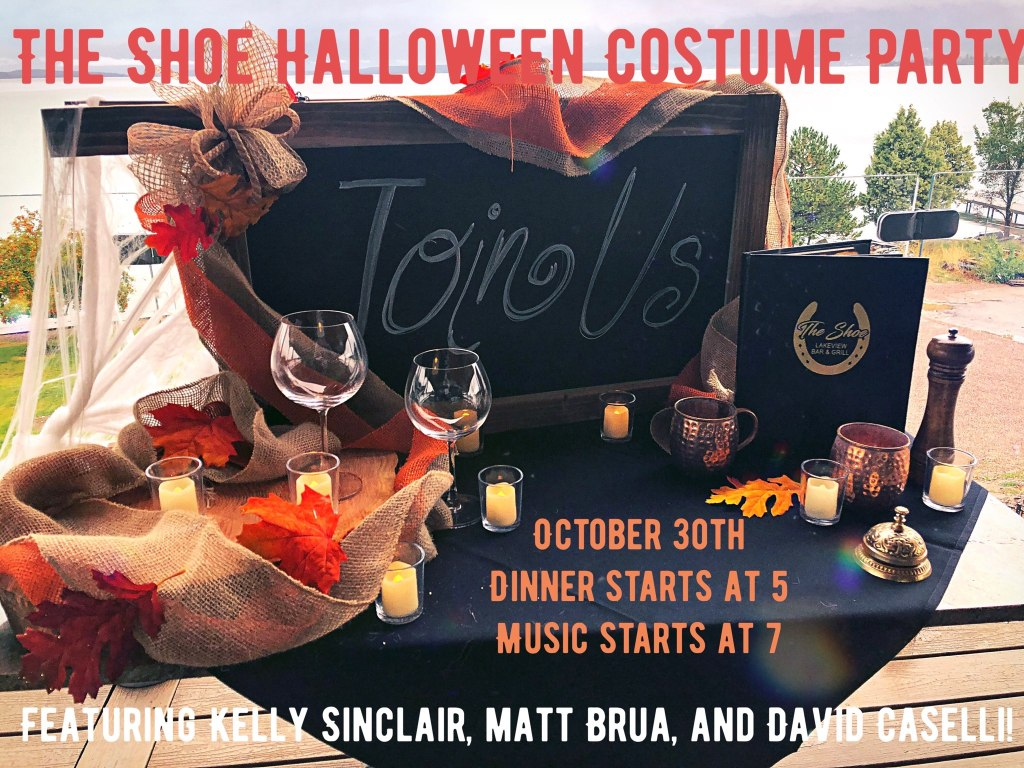 The Shoe Halloween Costume Party