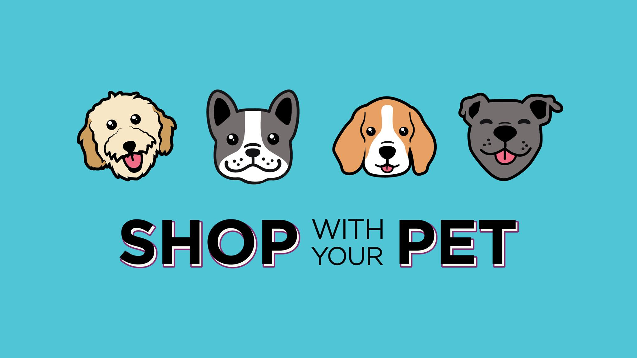 Shop with your Pet