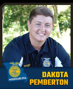 Officer - Dakota Pemberton
