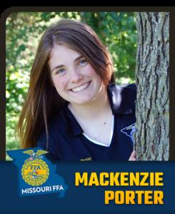 Officer - Mackenzie Porter