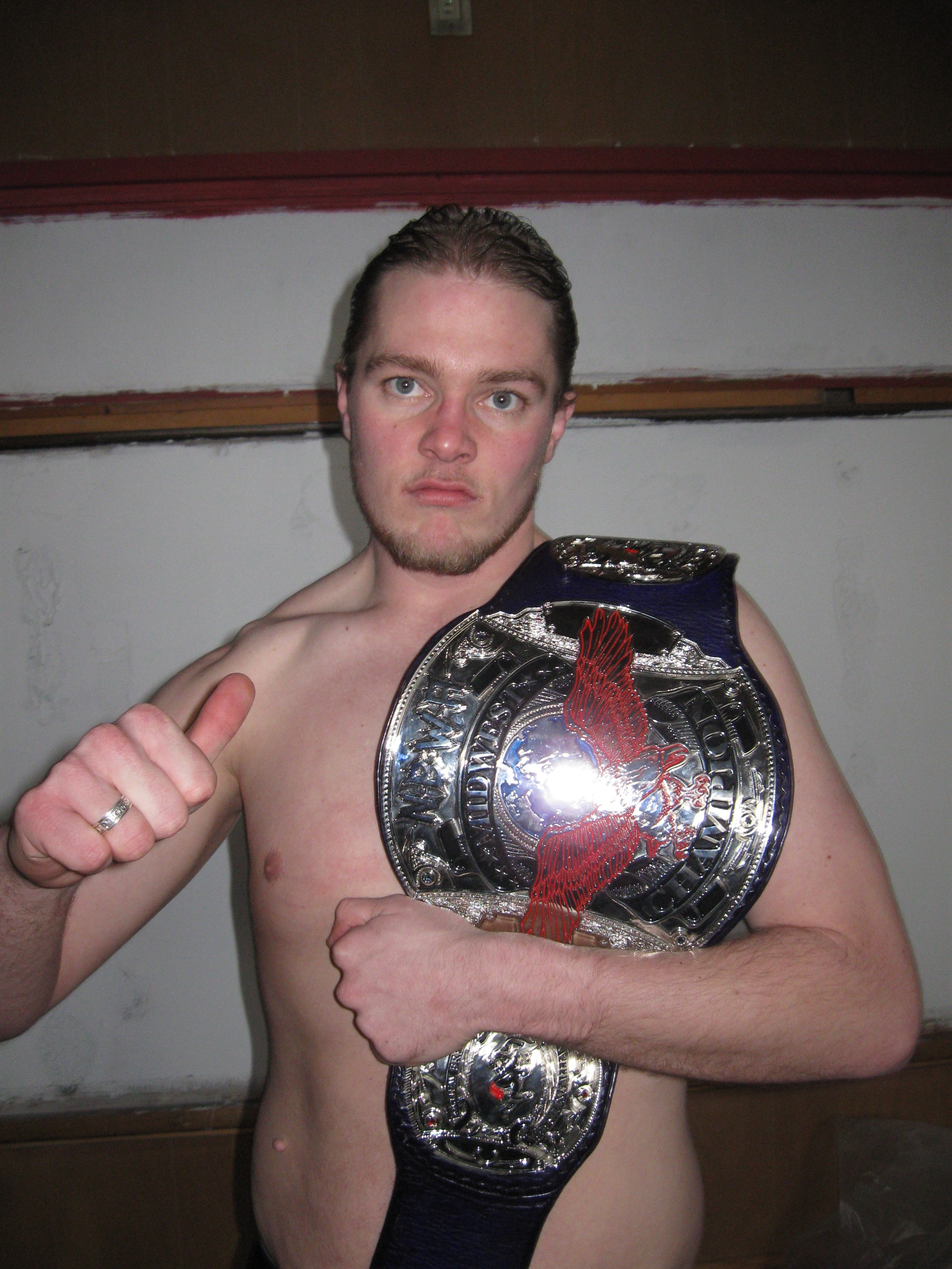 Eric Ruffington ( NBWA Mid-West Champion)
