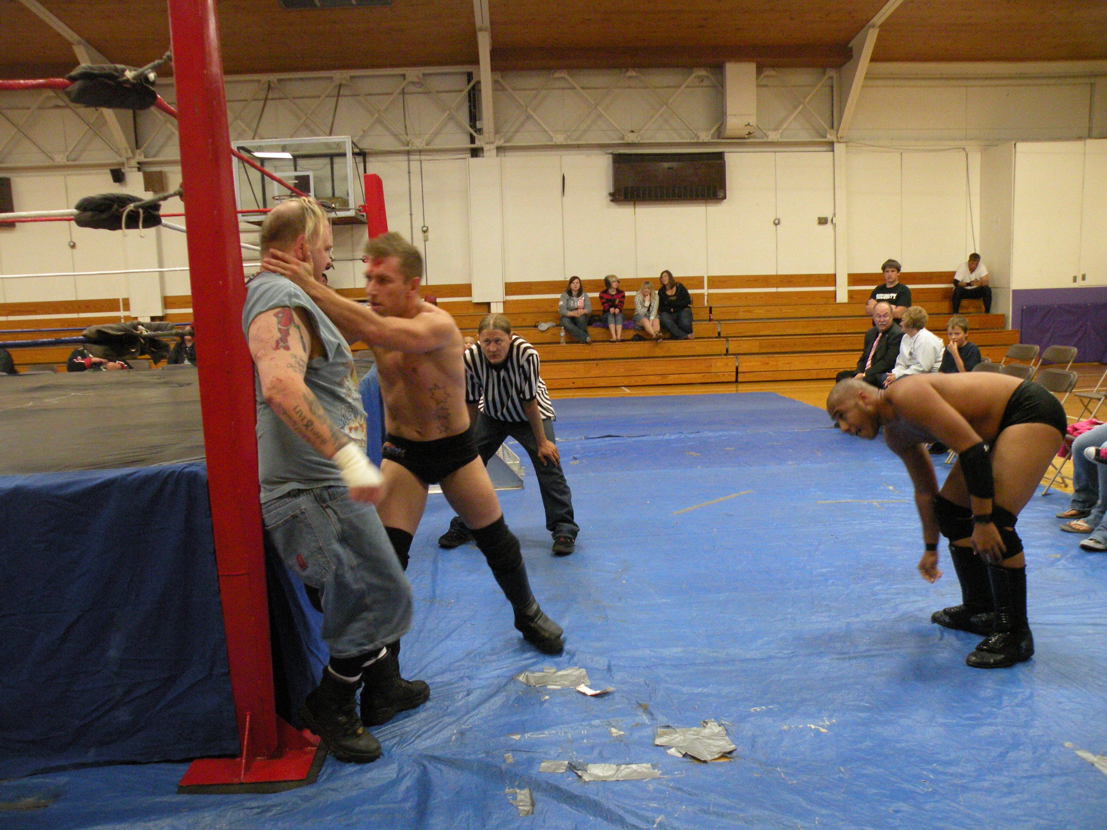 "More outside mayhem !(Photo Credit Brian ""Flair"" Kelley)"
