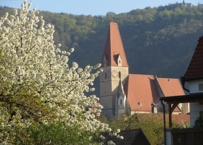 Gothic church of Weißenkirchen