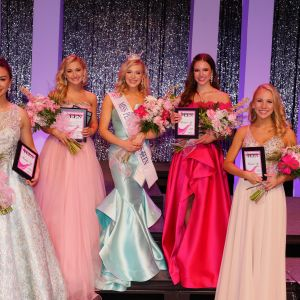 Miss PA's Outstanding Teen People's Choice Voting