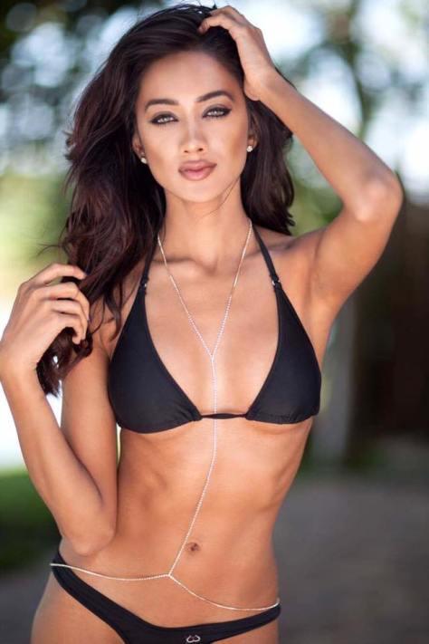 Ramina Ashfaque bikini sexy hot