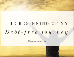 How can I become debt-free?