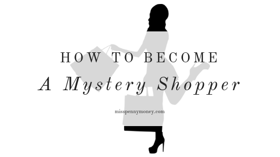 How to Become a Mystery Shopper