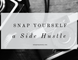 Snap Yourself a Side Hustle