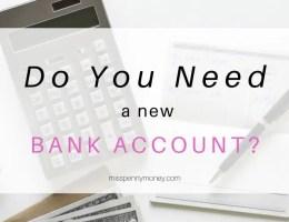 Need a new bank account?