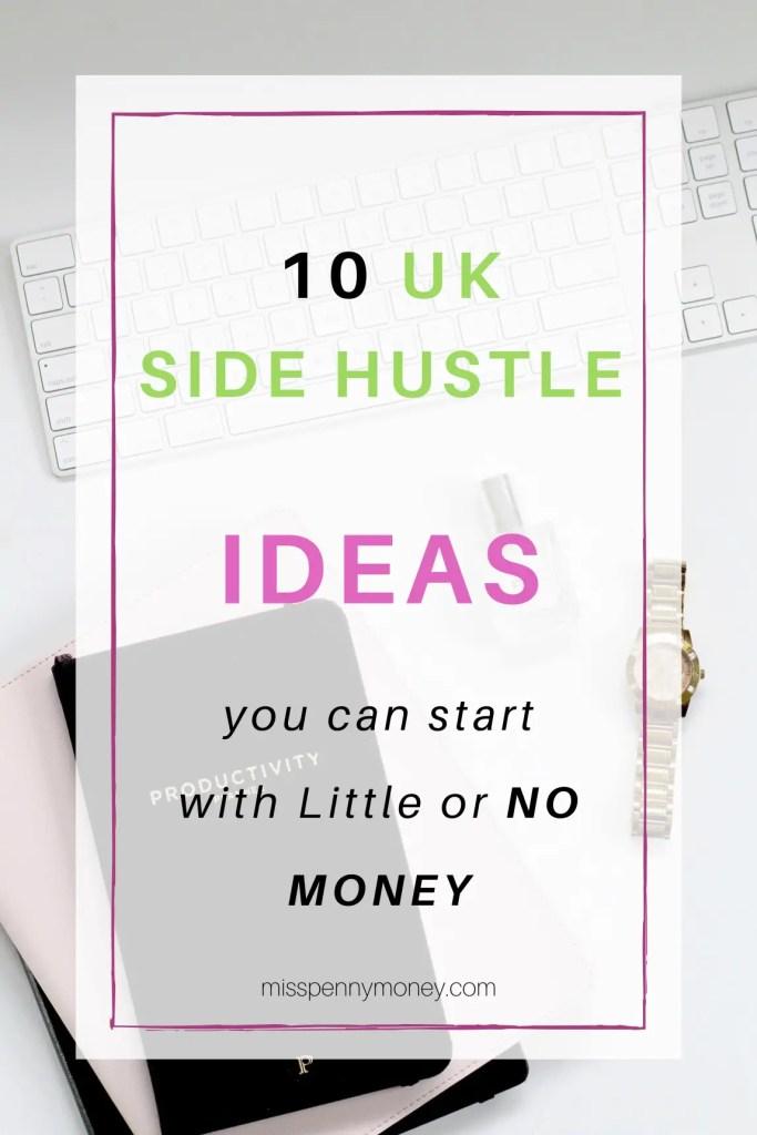 Side Hustles UK