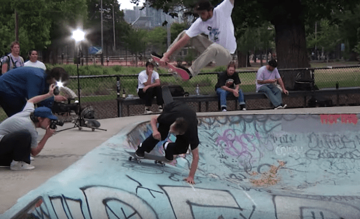The Melbourne Identity Skate Film