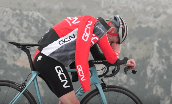Why do Pro Road Cyclists Have Asthma?