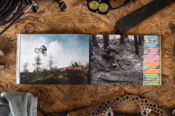 Tea and Biscuits mountain bike film zine served dan atherton joel anderson
