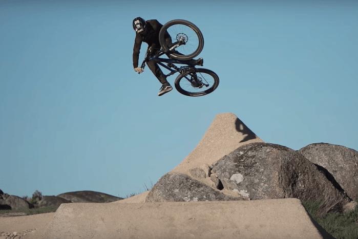 Josh Bryceland and co. in Portugal — Alex Rankin film