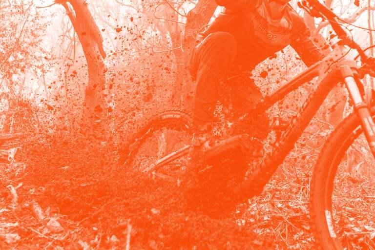 tea and biscuits mountain bike film