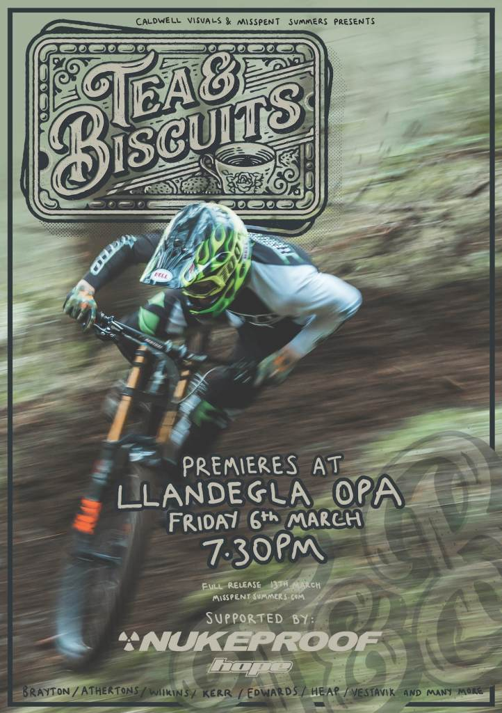Tea & Biscuits MTB film