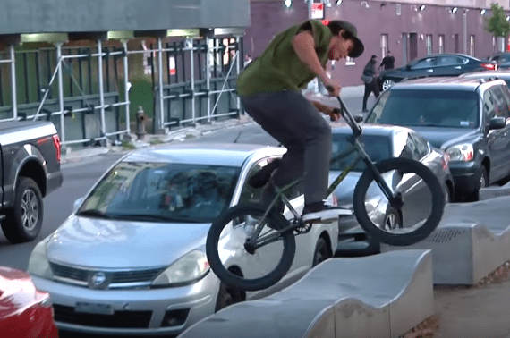 Weekend Watch: Dig BMX House NYC
