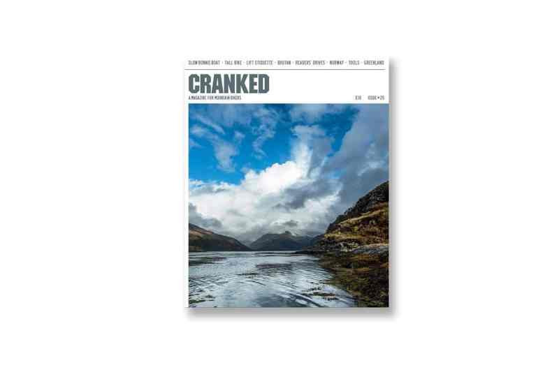 cranked mountain bike magazine